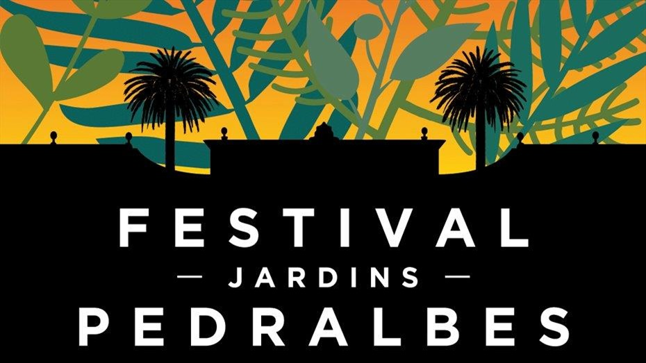 La Locomotora Negra - 2017 Festival Jardins Pedralbes