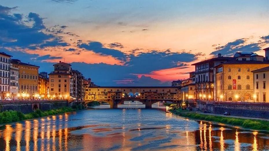 Paisatges de la Toscana i Roma