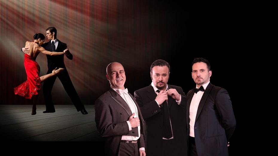Els tres tenors - Tango d'amor