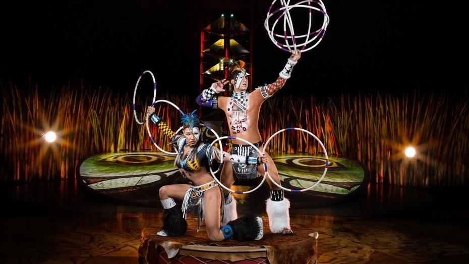 Cirque du Soleil - Totem (2018)