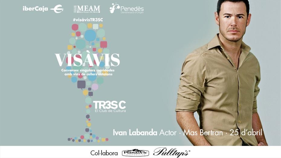 #VisàvisTR3SC amb Ivan Labanda i Mas Bertran