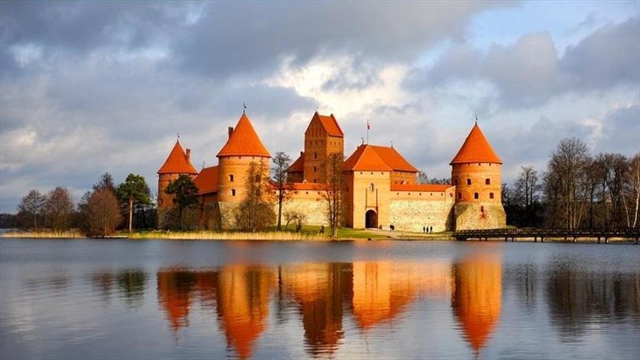 Viatja a les capitals bàltiques
