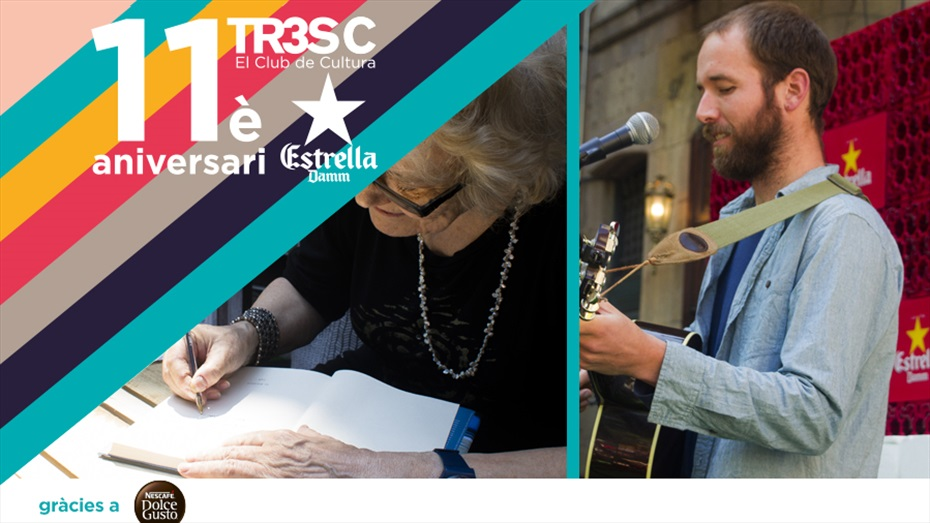 11è aniversari TR3SC: Espai TR3SC de Sant Jordi