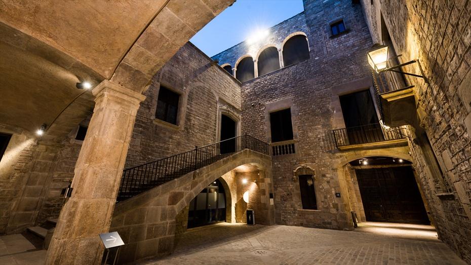 """11è aniversari Tr3sc: Visita exclusiva """"La veu de les pedres"""" al Museu de Cultures del Món"""