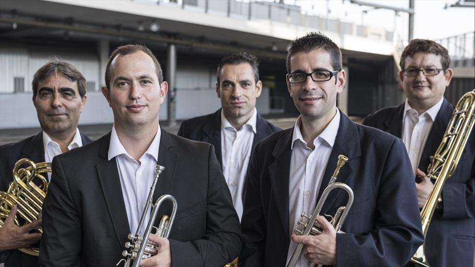 Cicle de primavera a Sant Pau: Barna Brass Quintet
