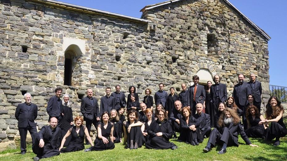 Concert Coral Sant Jordi: Rejoice in the Lamb