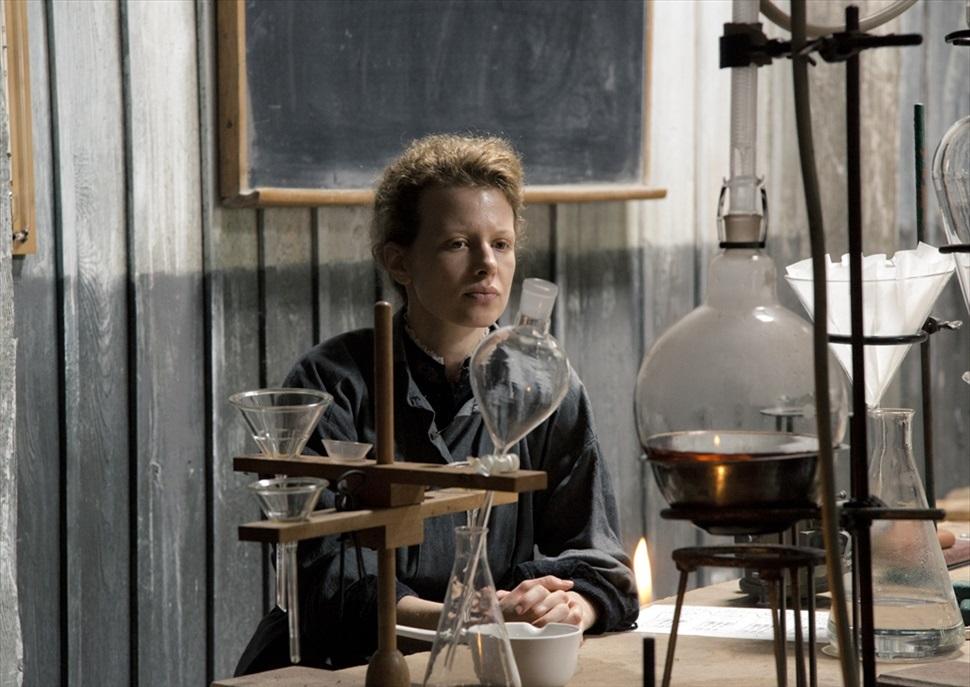 Cinema Boliche: Marie Curie