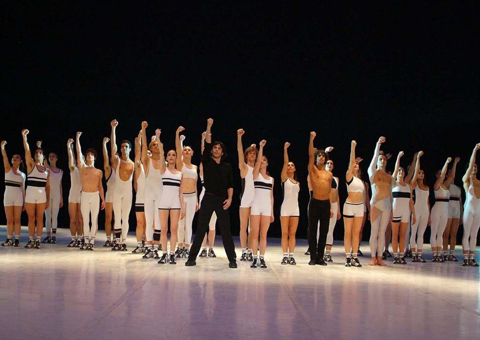 Béjart Ballet - Festival Castell de Peralada 2017