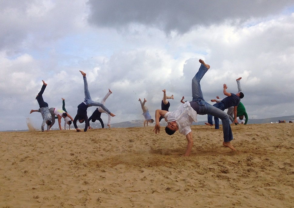 Groupe Acrobatique de Tanger: 'Halka' · Fira Mediterrània