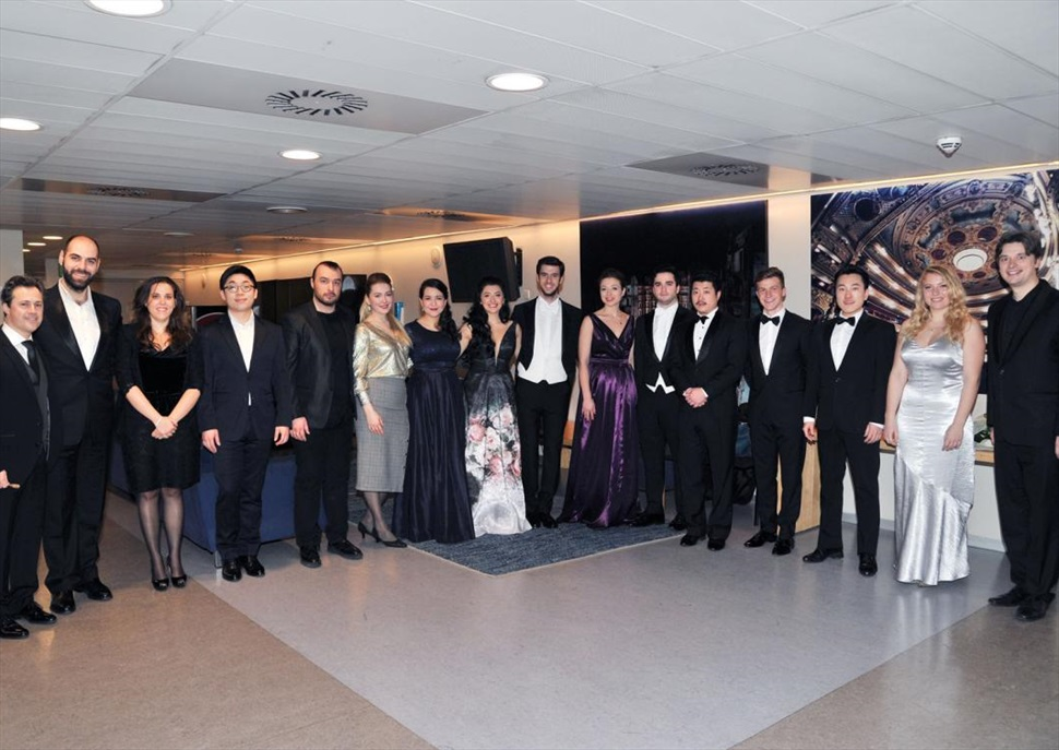 55è Concurs Tenor Vinyas · Concert Final