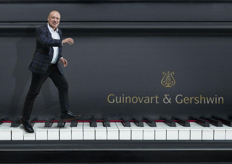 De Gershwin a Guinovart