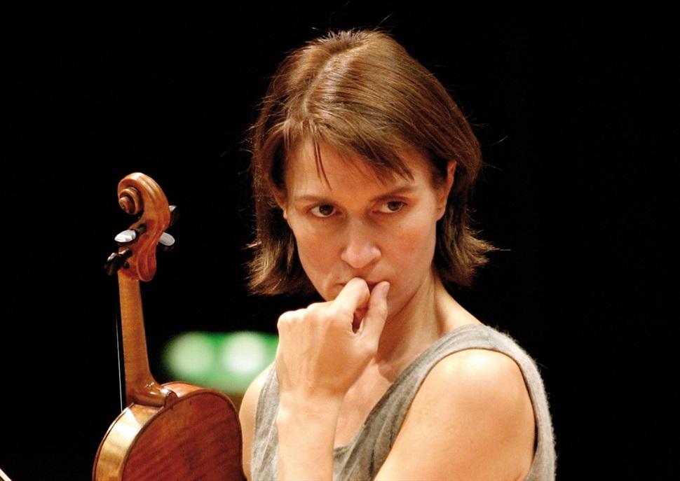 Simfonia del Nou Món de Dvorák. Viktoria Mullova i La Simfònica de Bamberg -  - Cicle BCN Clàssics