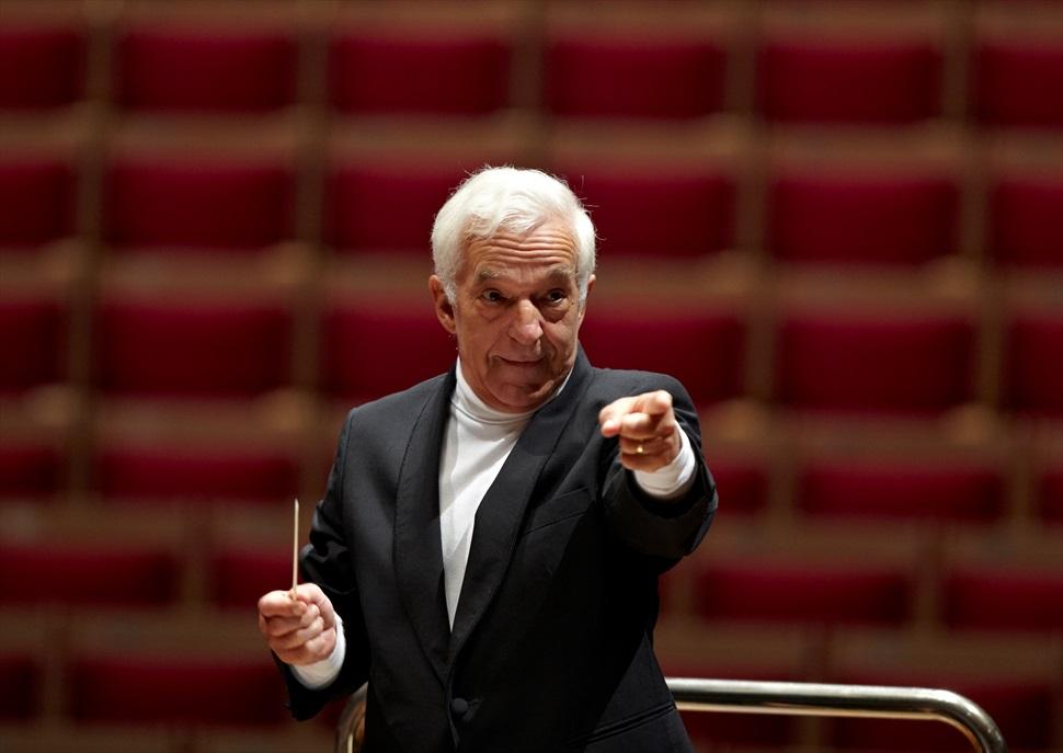 Beethoven i Rachmaninov. Vladimir Ashkenazy i l'Orquestra de Cadaqués - Cicle BCN Clàssics