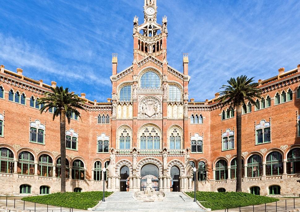 Visita guiada al Recinte Modernista de Sant Pau
