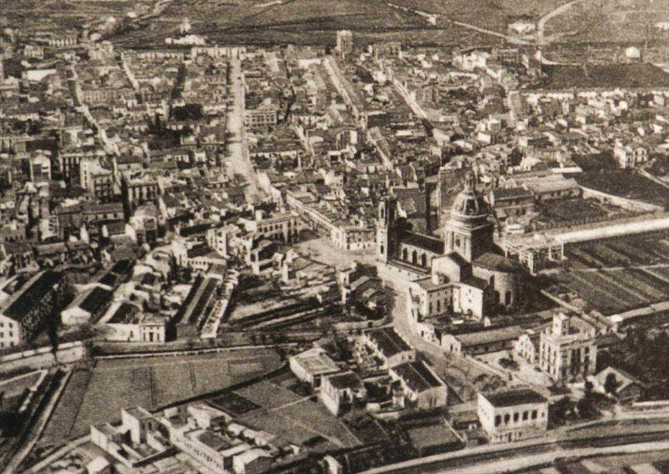 Històries de ciències: Sant Andreu, vila obrera