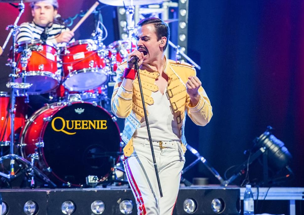 Queen Tribute - 2017/2018