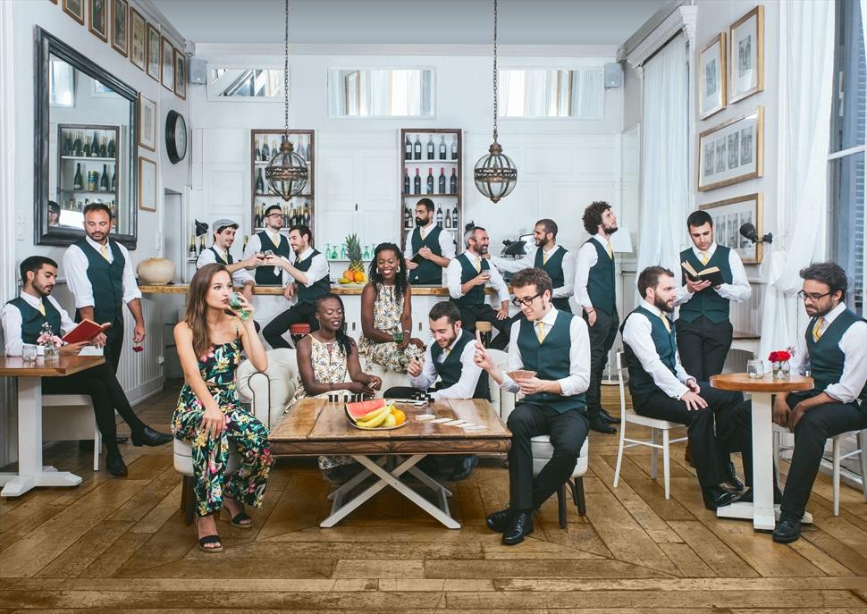 The Gramophone Allstars Big Band · Temporada Alta