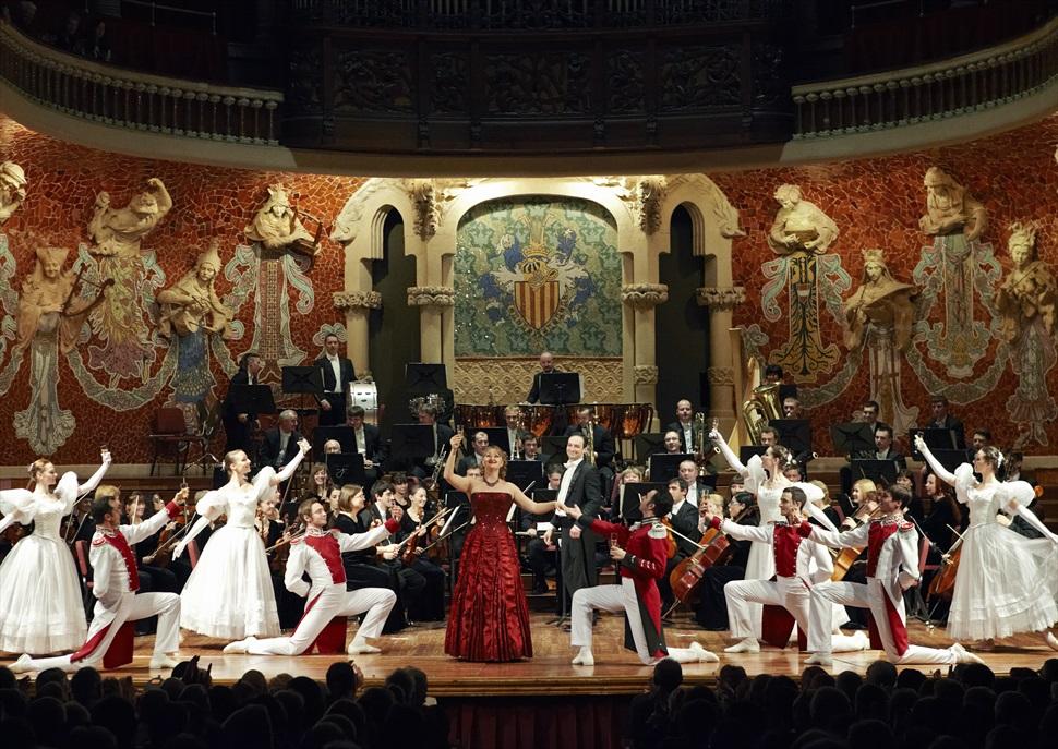 Johann Strauss - Gran Concert d'Any Nou - 2017/2018