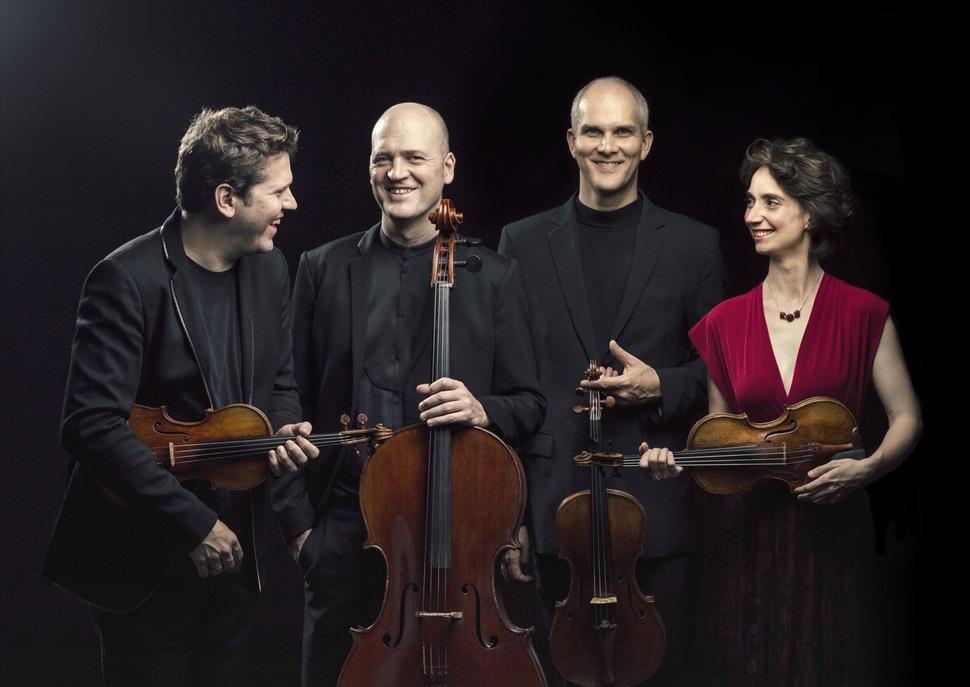 Quartet Casals: Integral Beethoven