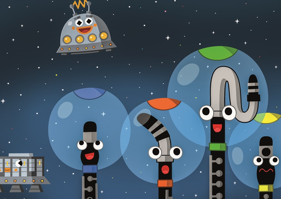 Planeta Clarinet