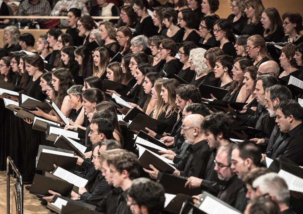 La Banda i 250 veus. Magnificat de John Rutter
