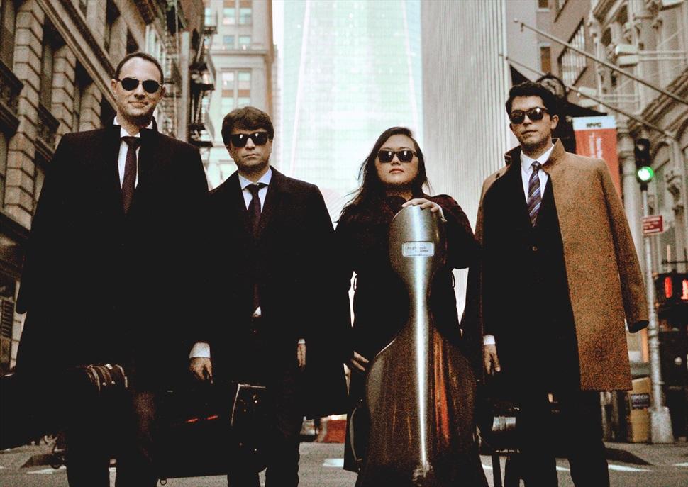 Quatuor Hanson / Cosmis Quartet / Calidore String Quartet