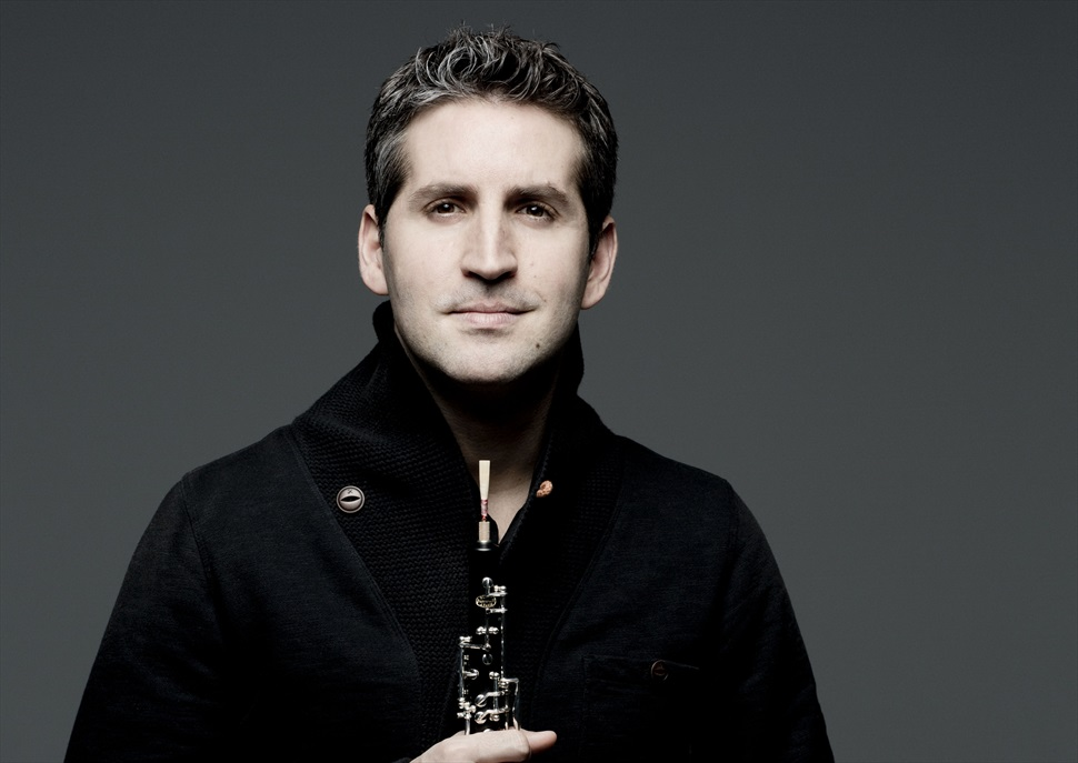 Lucas Macías i solistes de l'Orquestra Mozart