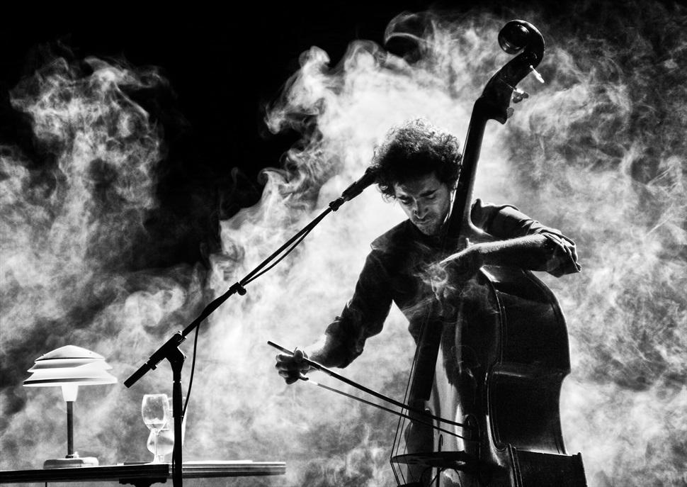 Jorge Da Rocha · Mercat de Música Viva de Vic