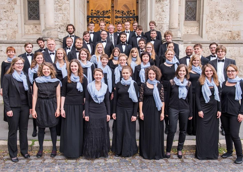 Perles de la música coral de 5 segles. Cor de Cambra de la Hochschule für Musik Franz Liszt de Weimar