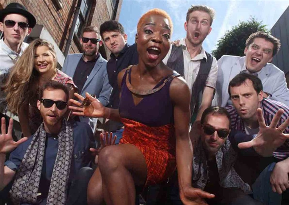 London Afrobeat Collective · Mercat de Música Viva de Vic