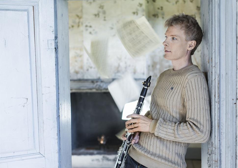 El clarinet de Fröst. La 1ª d'Elgar