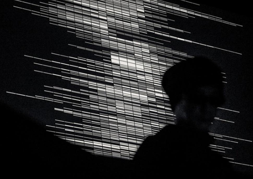 Ryoji Ikeda: Supercodex - Sampler Sèries