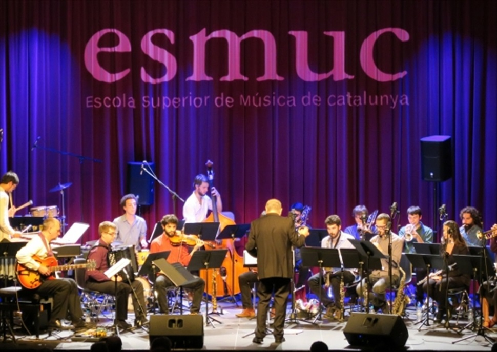 Esmuc Jazz Project - Jazz Sessions