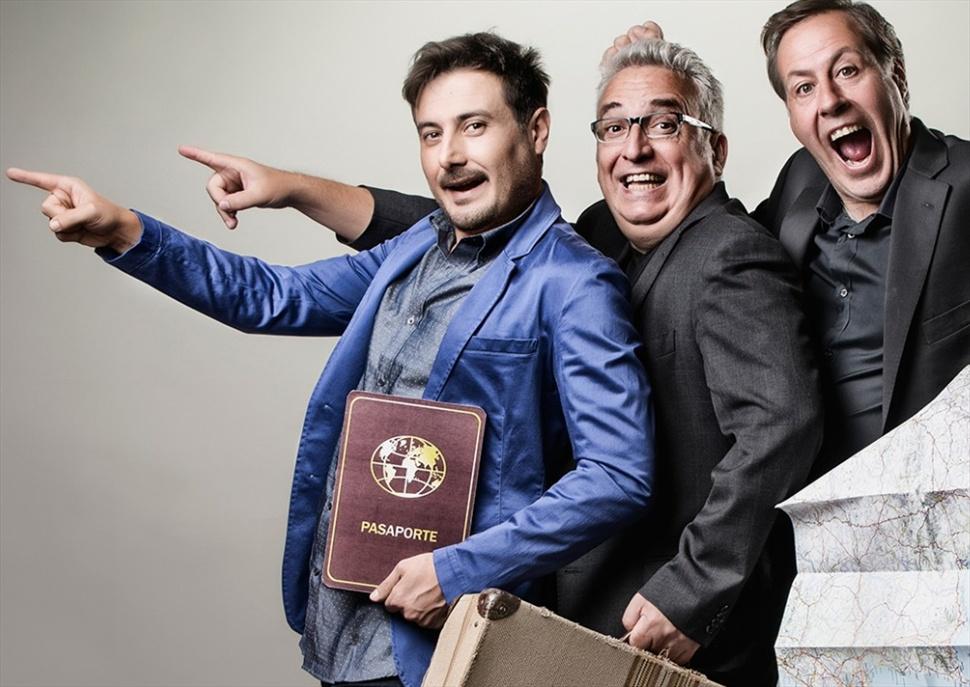 Leo Harlem + Sinacio + Sergio Olalla - Hasta aquí hemos 'llegao'