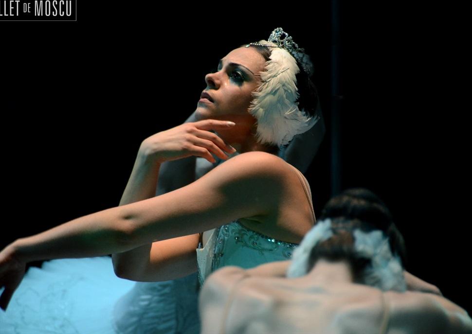 Ballet de Moscou: El llac dels cignes