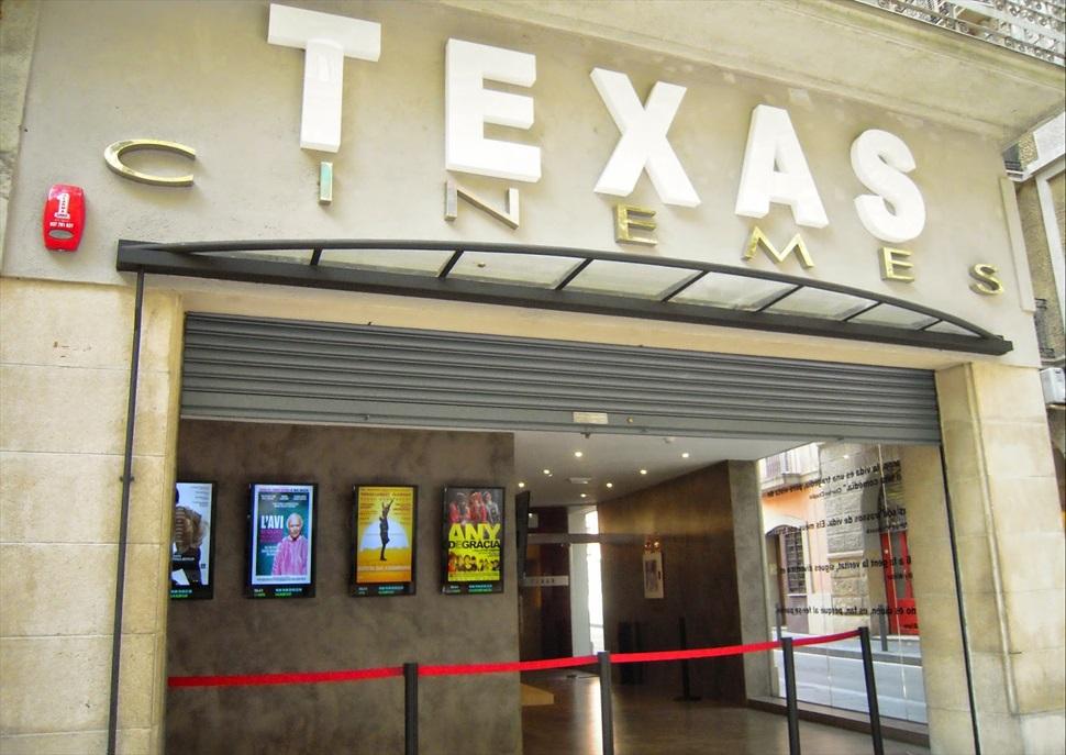 Tercer aniversari dels Cinemes Texas