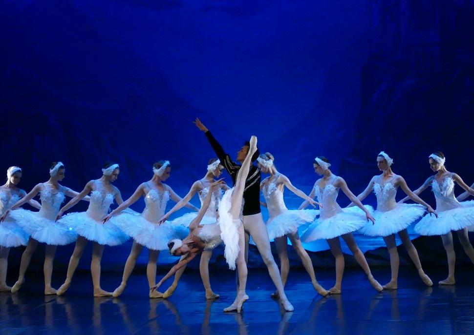 Russian Classical Ballet: El Llac dels Cignes