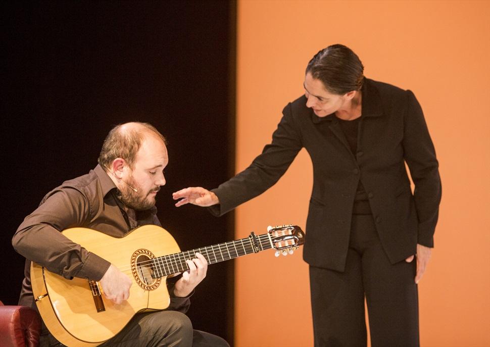 Niño de Elche i María Muñoz: '7 Lunas' · Temporada Alta