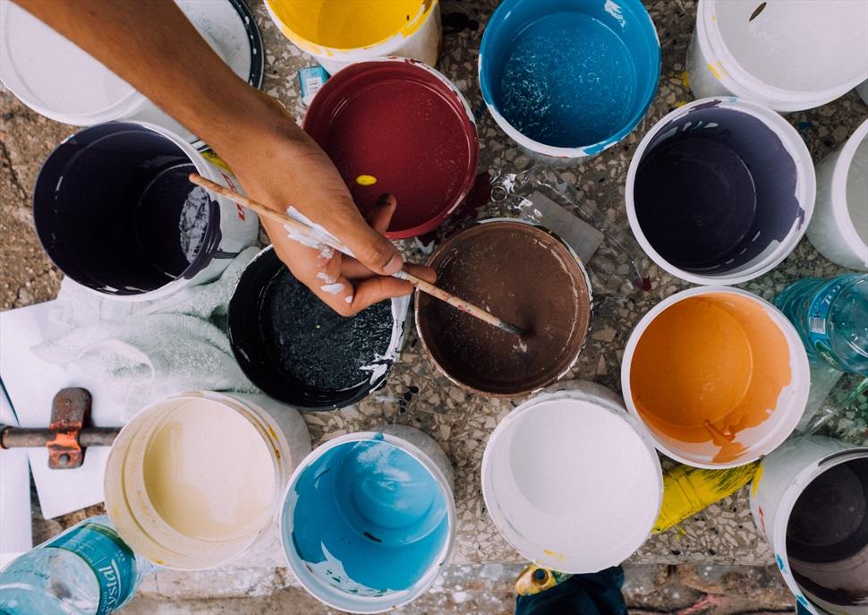 Paint Nites al Palau Moja