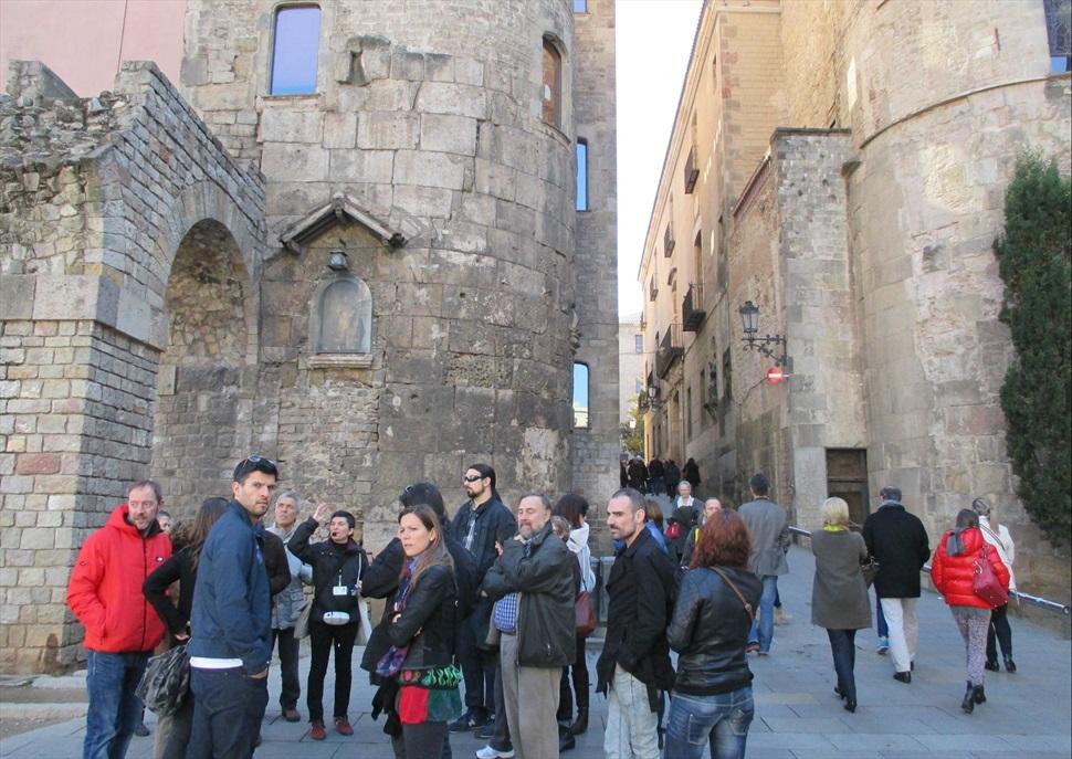Materia BCN: Barcelona i la Maçoneria