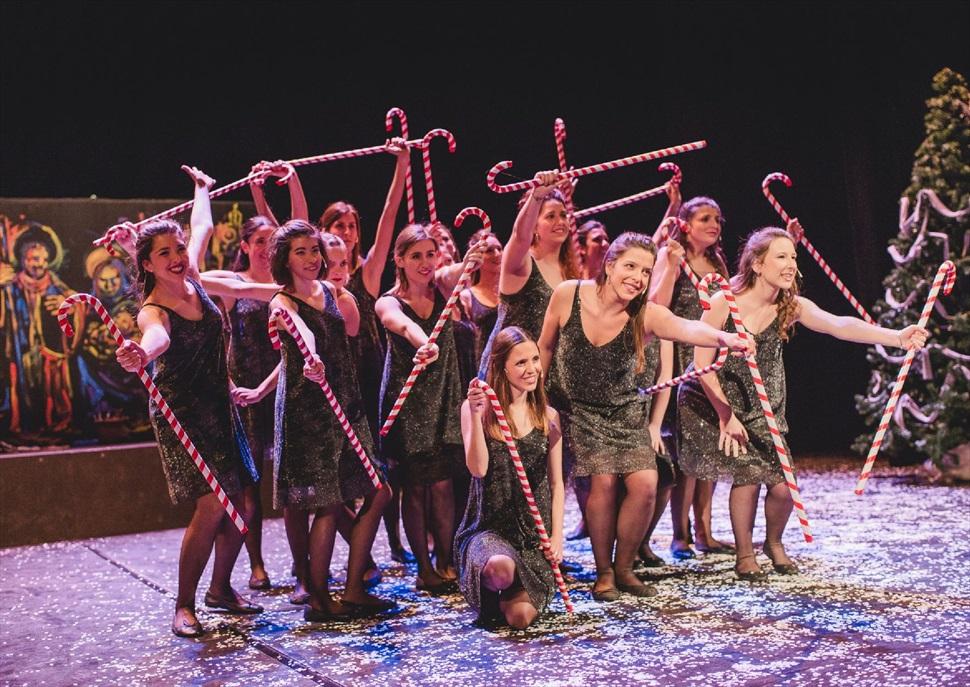 Cor Geriona: 'L'Esperit del Nadal'