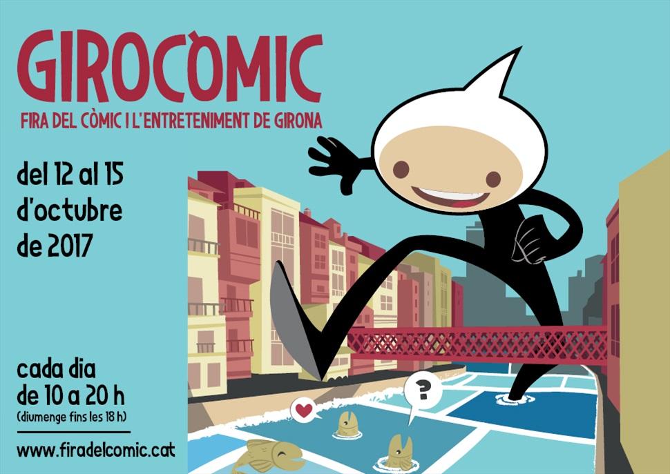 Saló Girocòmic - Fira del Còmic i l'Entreteniment de Girona (abonament)