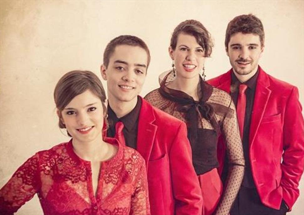 Oh Happy Gaudí: Quartet Mèlt