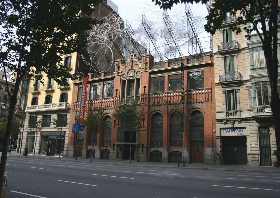 Itinerari La Montaner i Simon. Una editorial amb història