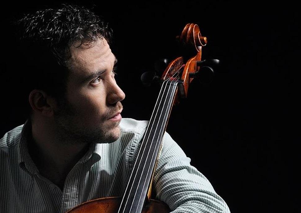 Dies de música: Oscar Alabau (violoncel)