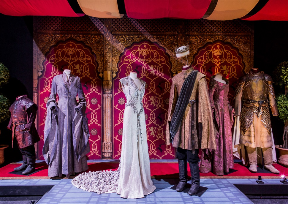 Game of Thrones: The Touring Exhibition (35% dte dimarts)