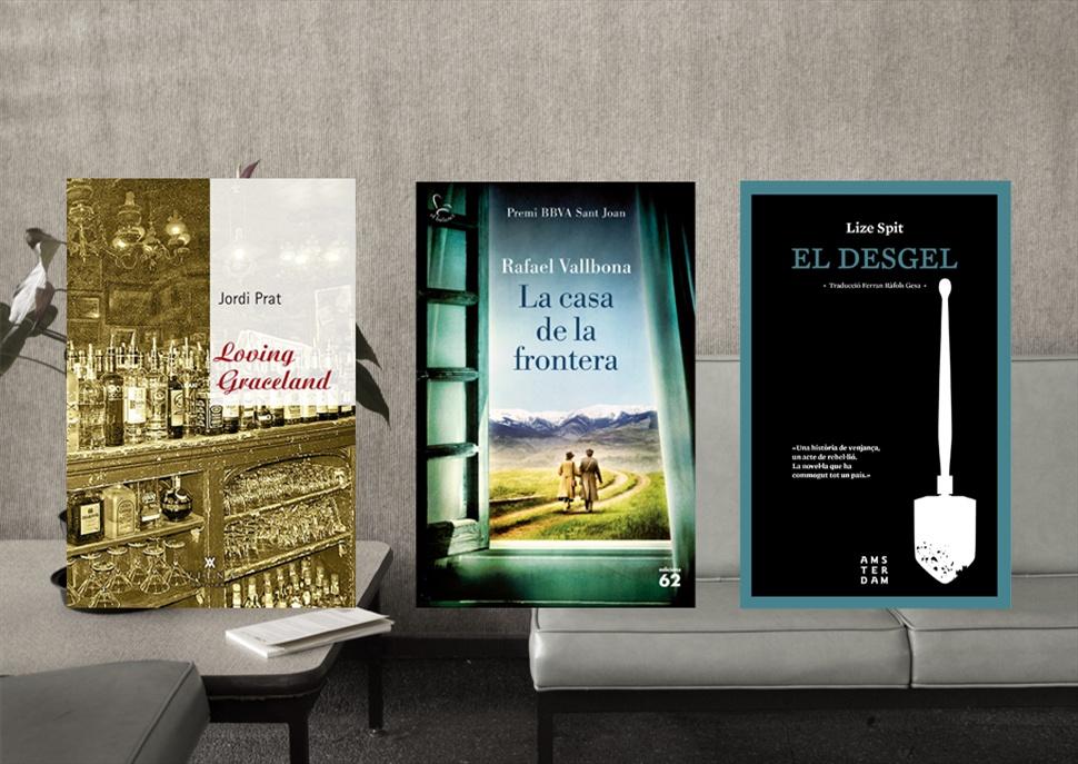 Pack de llibres: El desgel, Loving Graceland i la Casa de la Frontera