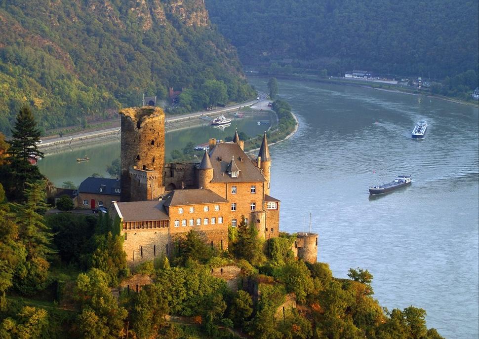 Viu el Nadal en un creuer fluvial pel Rin