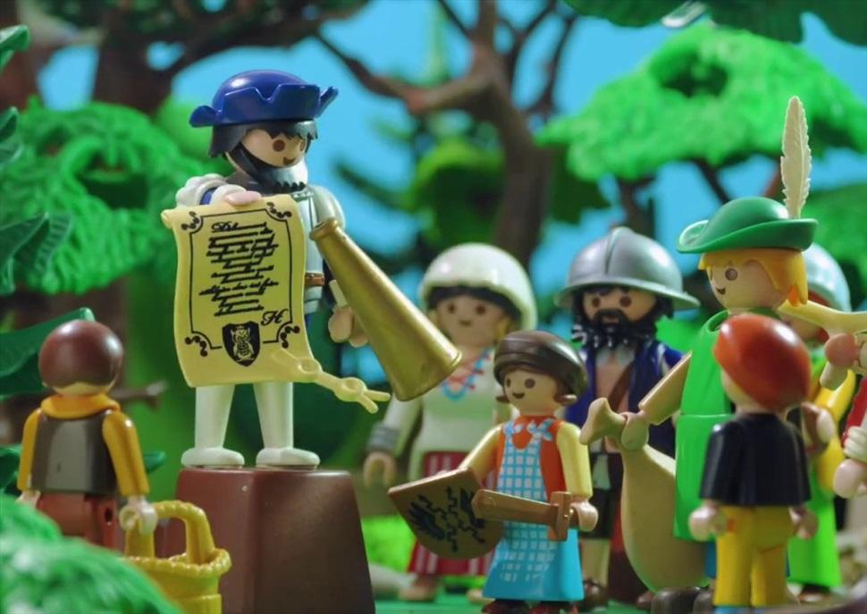 Fira Playmobil a Sant Boi de Llobregat