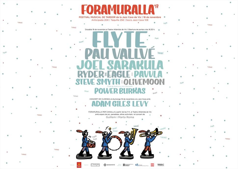 Foramuralla 2017